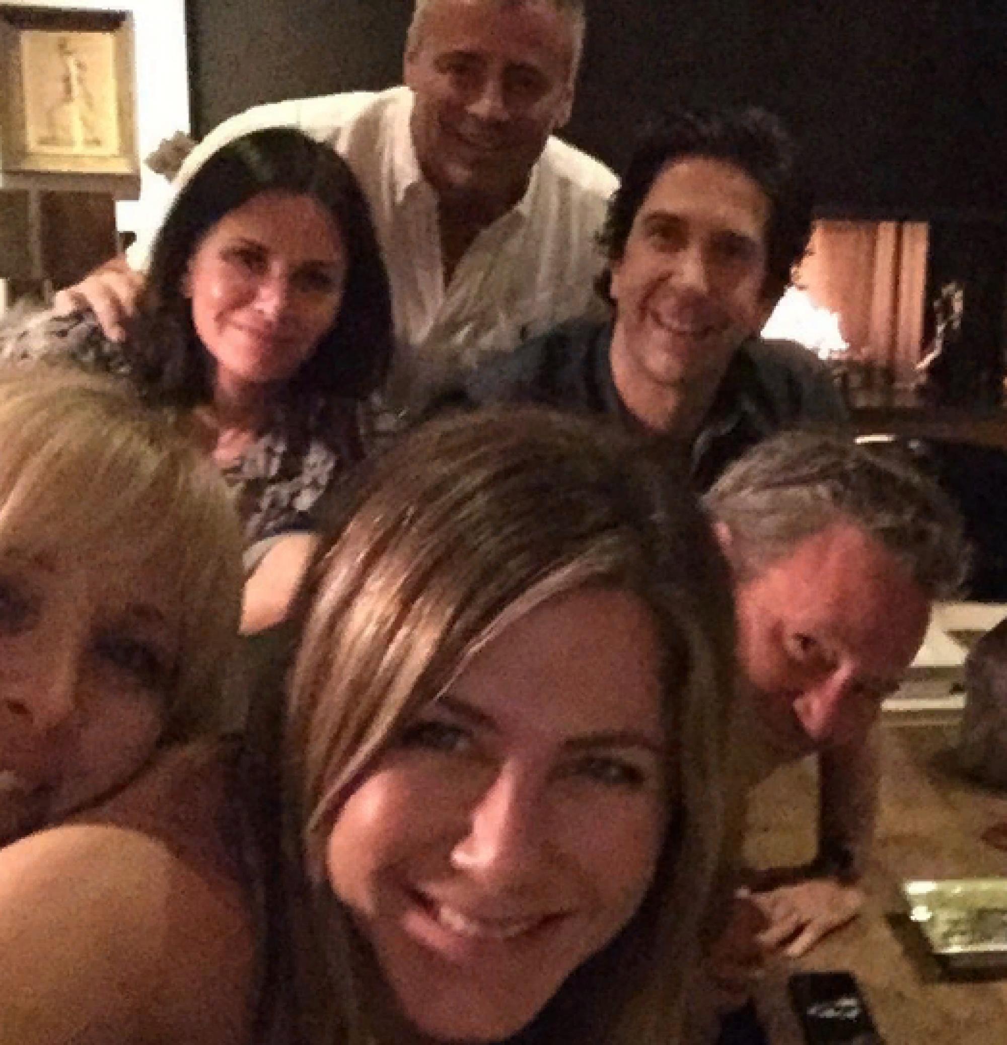Специальный выпуск «Друзей» официально выйдет на HBO Max