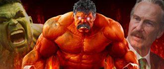 Красный Халк скоро появится в киновселенной Marvel