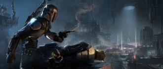 Утек скриншот из отмененной игры «Звездные войны»