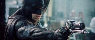 Зак Снайдер показал новый взгляд на Бэтмена Бена Аффлека