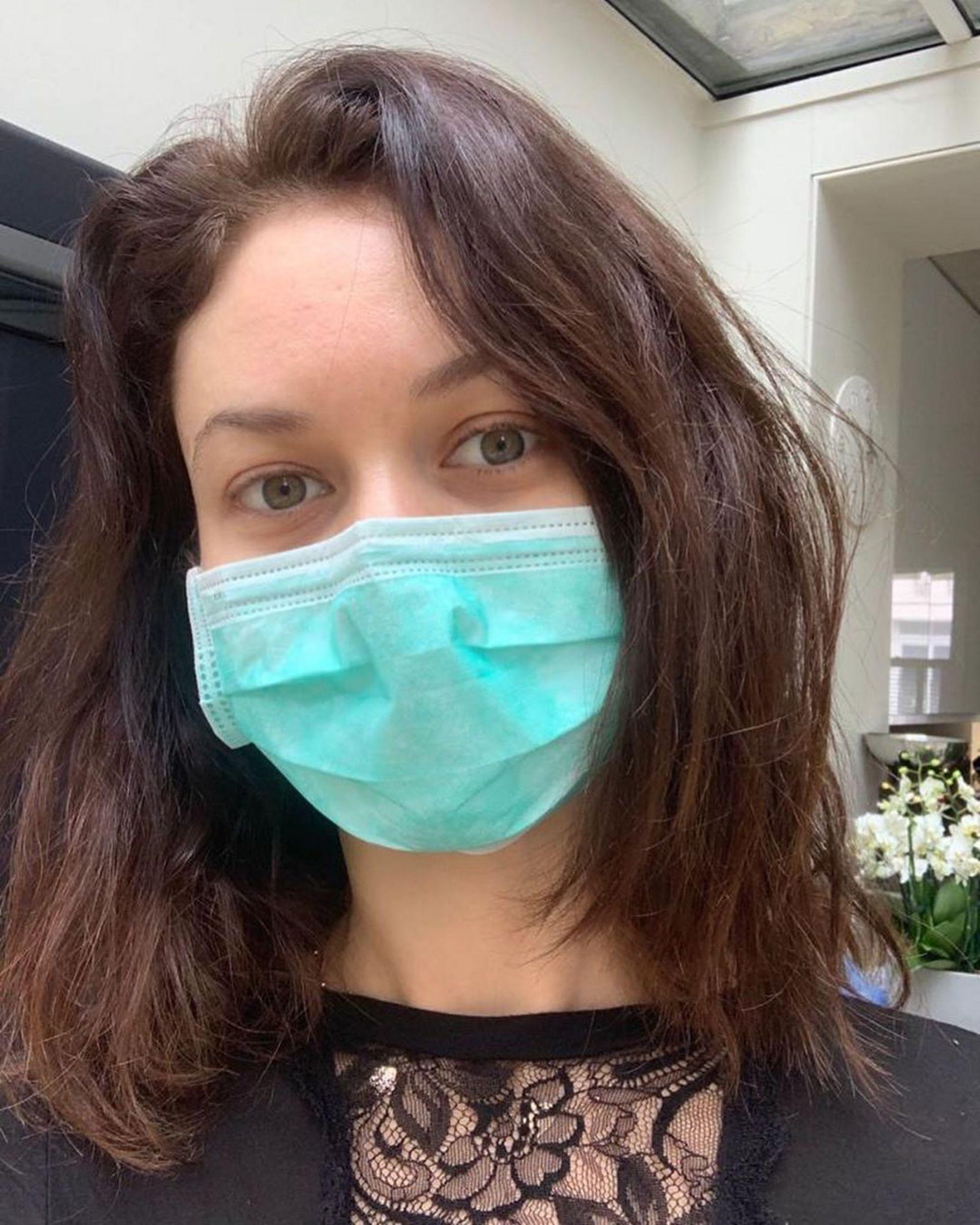 Ольга Куриленко рассказала, как могла заразиться коронавирусом