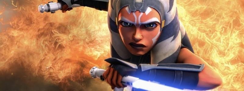 Асока на Корусанте в новом трейлере «Звездные войн: Войны клонов»