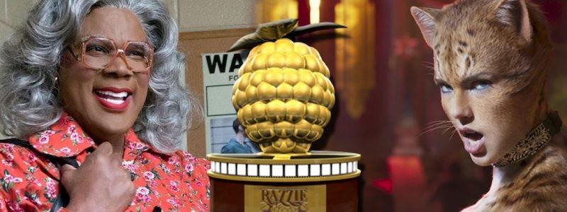 Победителей премии «Золотая малина 2020» объявят позже
