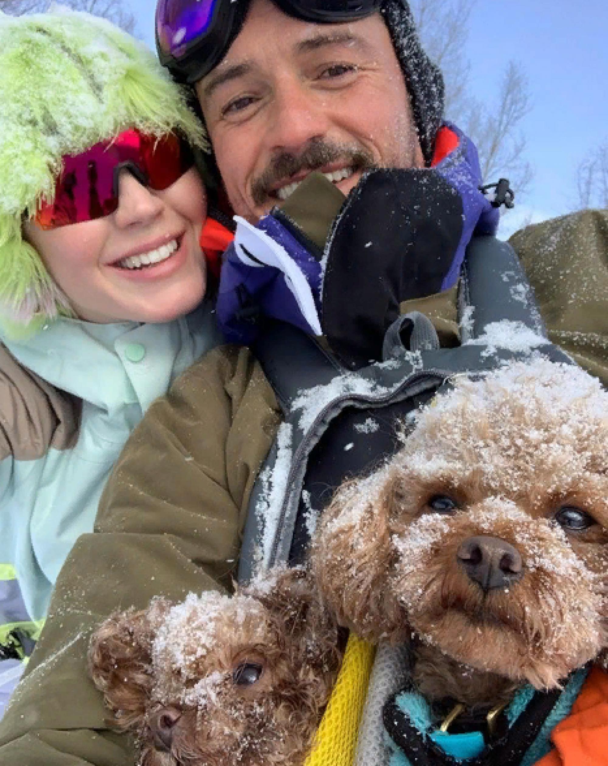 Кэти Пэрри и Орландо Блум остановили подготовку к свадьбе из-за коронавируса