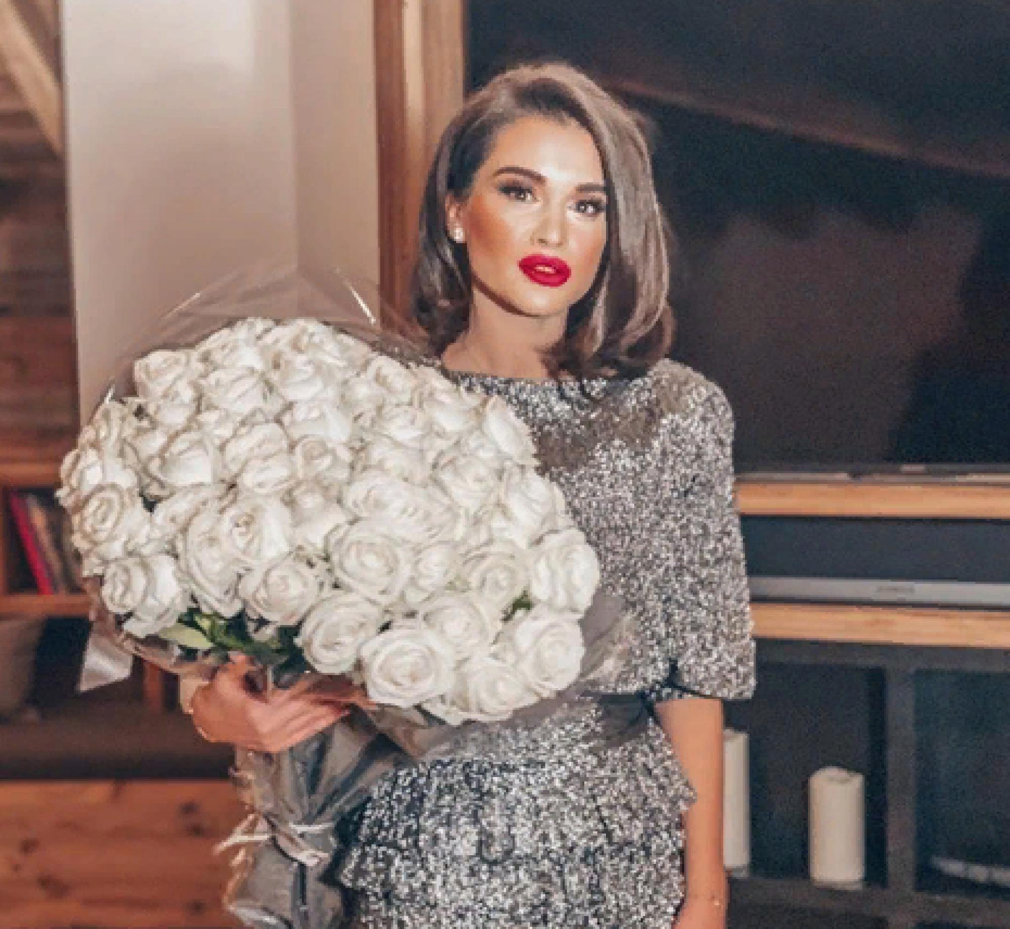 Ксения Бородина получила от мужа дорогой подарок на день рождения