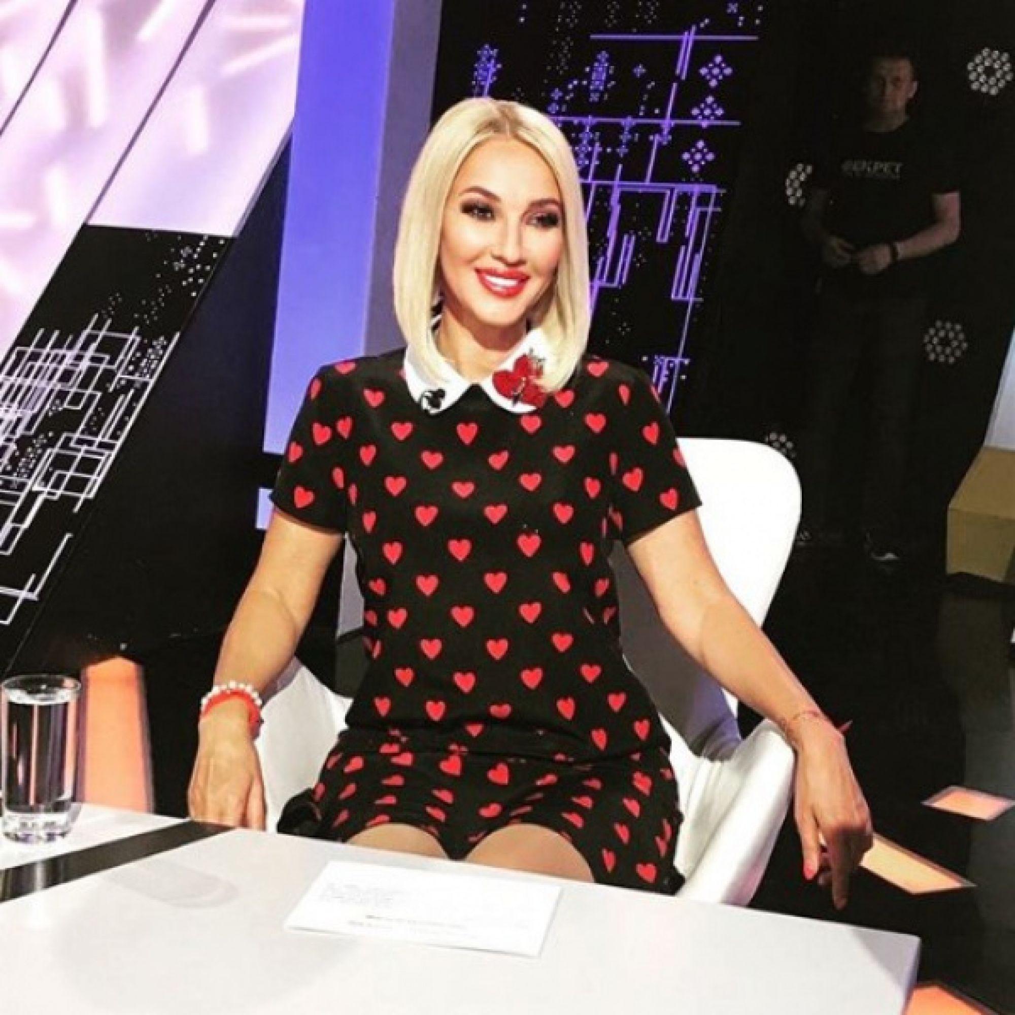 Лера Кудрявцева прошла тест на коронавирус после информации о заражении Льва Лещенко
