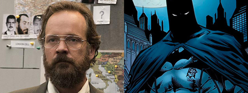 Питер Сарсгаард тизерит свою роль в «Бэтмене»