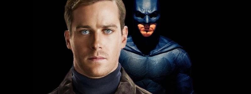 Новый взгляд на костюм Бэтмена из отмененный «Лиги справедливости»