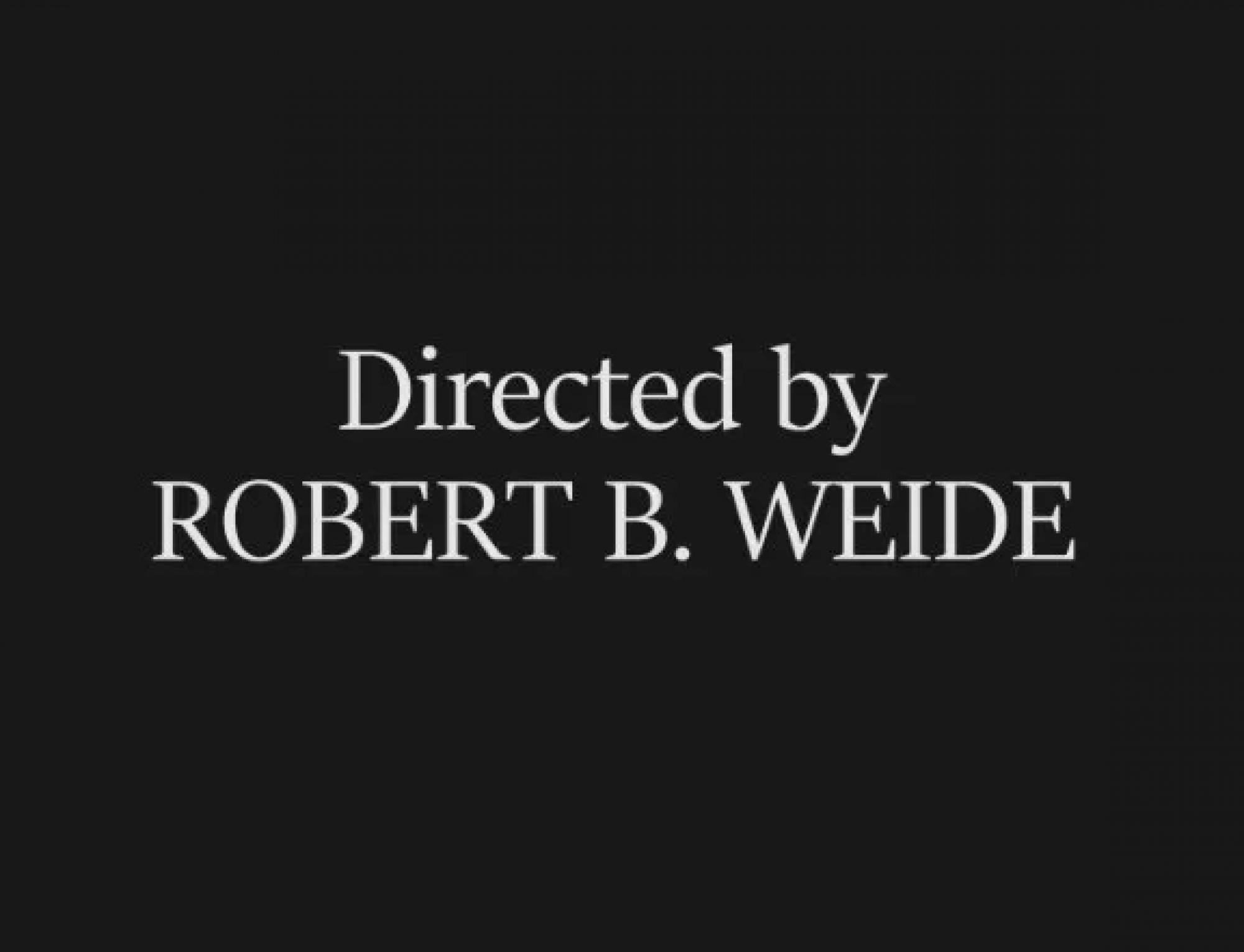 Режиссер Роберт Б. Уайде попросил не винить его в апокалипсисе