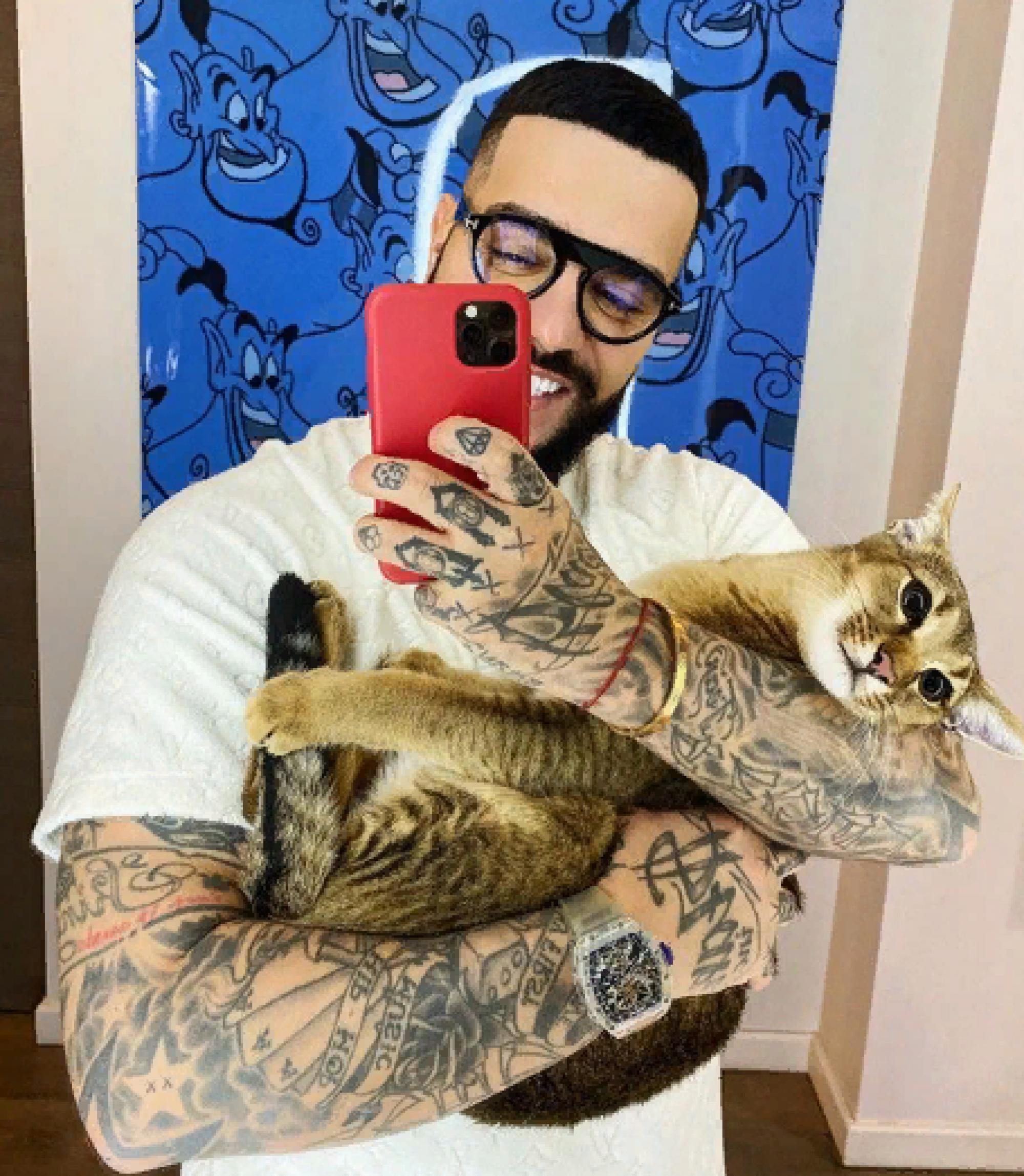 Тимати избавился от татуировок, шокировав своих фанатов