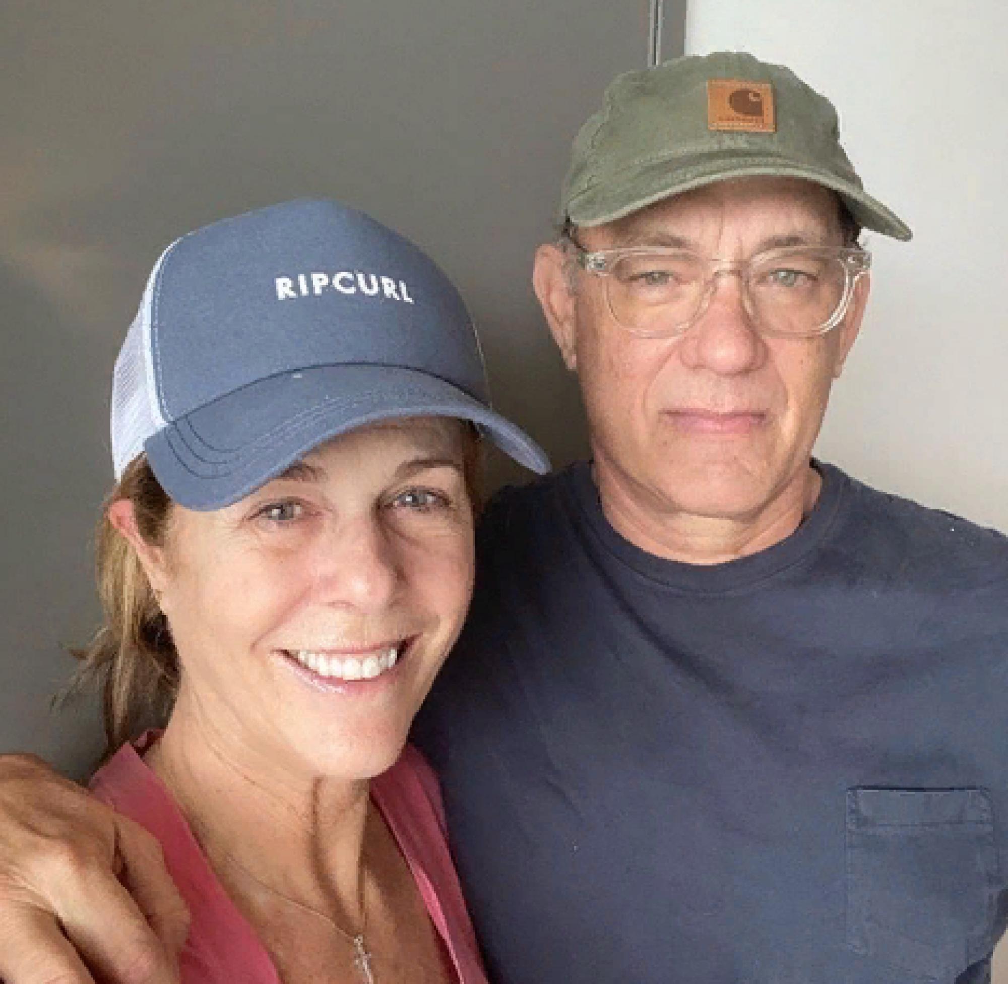 Том Хэнкс вернулся в США после перенесенного коронавируса