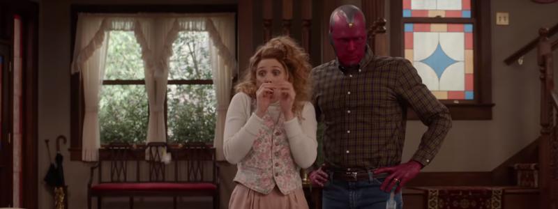 Marvel закончили съемки сериала «ВандаВижен»