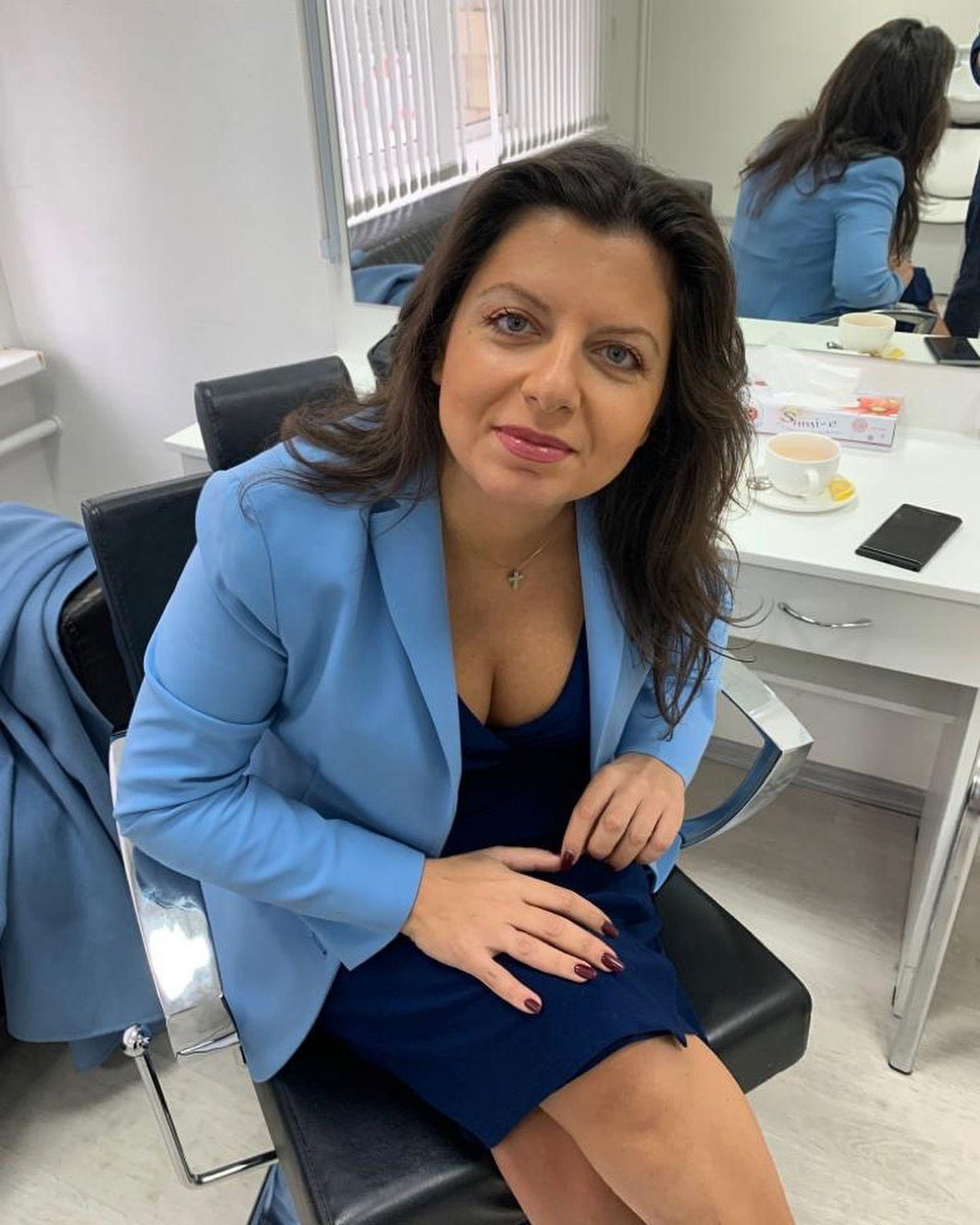 Маргарита Симоньян призналась, что потеряла ребёнка