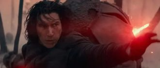 Раскрыт удаленный шлем Кайло Рена из «Звездных войн 9»