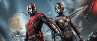МОДОК появится в фильме «Человек-муравей 3»