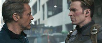 «Мстители: Финал»: Крис Эванс поздравил Роберта Дауни с Днем рождения