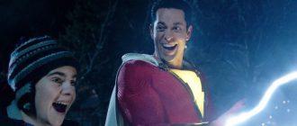 Закари Ливай ждет начала съемок «Шазама 2»