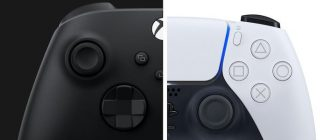 Xbox отреагировали на показ DualSense для PlayStation 5