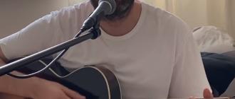 Семён Слепаков исполнил матерную песню про коронавирус в России