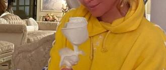 Анастасия Волочкова опубликовала зубодробительное фото на снегу в купальнике