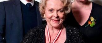 Стало известно о смерти актрисы Ширли Дуглас из «Лолиты»