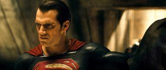 Генри Кавилл снова сыграет Супермена в киновселенной DC