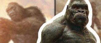 Раскрыт новый монстр из «Годзиллы против Конга»
