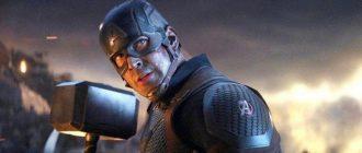 Крис Эванс назвал любимый момент в киновселенной Marvel
