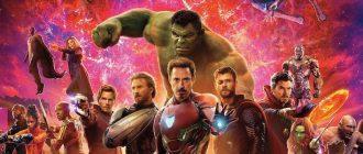 Все сцены фильмов киновселенной Marvel в хронологическом порядке
