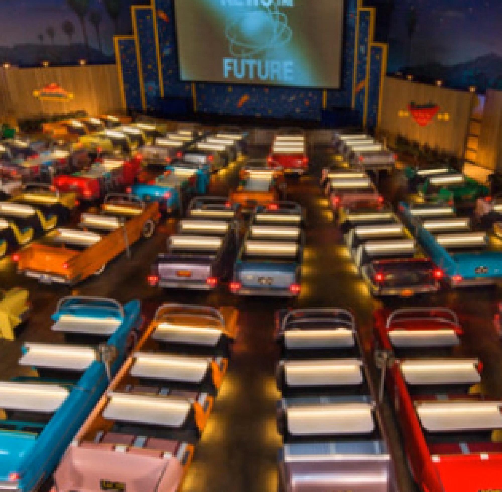 В России на самоизоляции появились кинотеатры