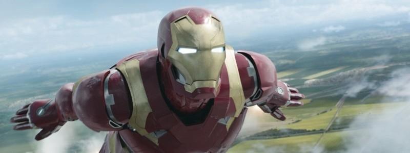 Раскрыта необычный костюм Железного человека, который не попал в MCU