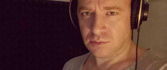 Актер Алексей Барабаш перенес два инсульта