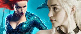 Как выглядит Эмилия Кларк в роли Меры из «Аквамена 2»