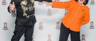 Александр Васильев рассказал, сколько килограммов сбросила Надежда Бабкина за этот год