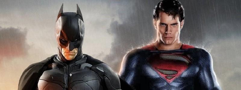 Показано, как Генри Кавилл выглядит в роли Бэтмена