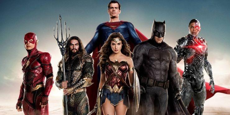 Объяснение 6 версий фильма «Лига справедливости», о которых вы не знали