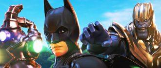 У Бэтмена есть своя Перчатка Бесконечности