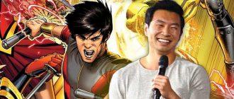 Показано, как выглядит Симу Лю в роли Шан-Чи в киновселенной Marvel