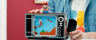 Дата выхода набора LEGO с приставкой NES
