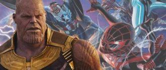 Обнаружен тизер «Секретных войн» в «Мстителях: Финал»