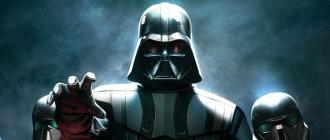 Раскрыто, как выглядит добрый Дарт Вейдер в «Звездных войнах»