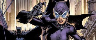 DC вернули знаменитый костюм Женщины-кошки