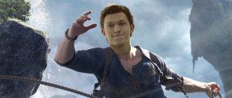 Этот постер фильма Uncharted показал Тома Холланда в роли Натана Дрейка