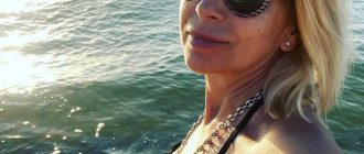 Алёна Свиридова показала свое мускулистое тело на фото в купальнике