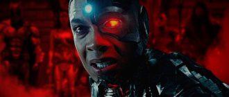 Киборг увидит злого Супермена в «Лиге справедливости»