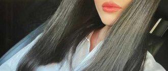 Алёна Шишкова вернула свой фирменный оттенок волос