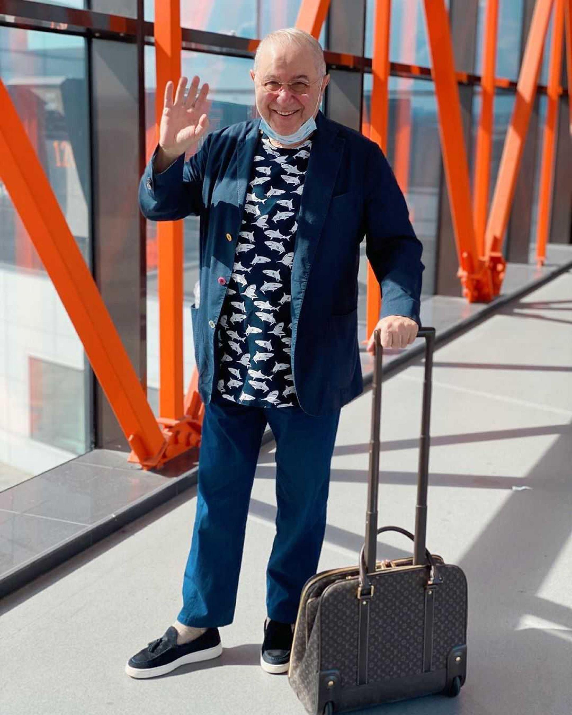 «Становлюсь все больше похож на отца»: Евгений Петросян порассуждал над своей внешностью
