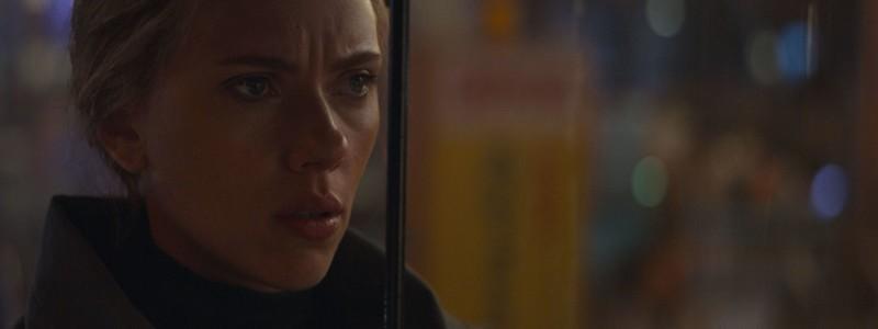 Раскрыта реакция Скарлетт Йоханссон на смерть Черной вдовы в «Мстителях: Финал»