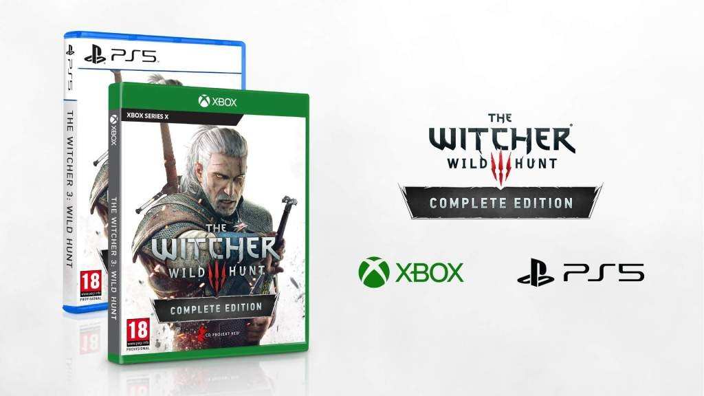«Ведьмак 3» выйдет на PS5 и Xbox Series X