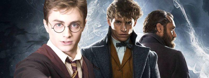 Тизер героя «Гарри Поттера» в «Фантастических тварях 3»